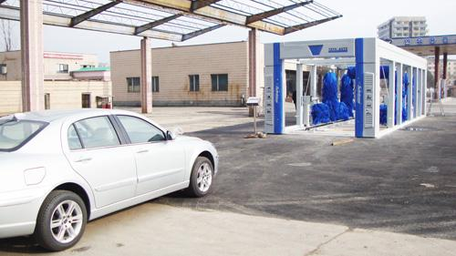 Automatic Tunnel car wash machine TEPO-AUTO TP-701