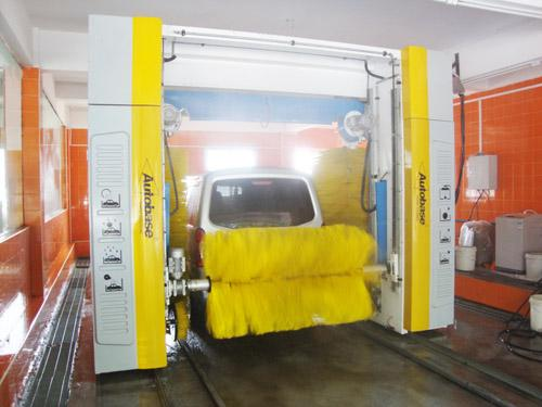 Autobase  Car Wash Systems TEPO-AUTO & stability