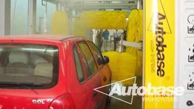 চীন Effectively Vehicle Washing Systems Automatic Car Wash Equipment Environment Protection সরবরাহকারী