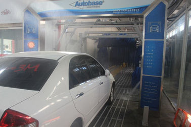 চীন the fast washing speed car wash system which can wash 800-1000 cars সরবরাহকারী