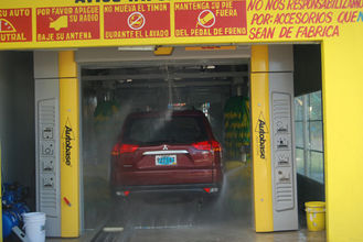 চীন The automatic car wash machine that recommended by the world সরবরাহকারী