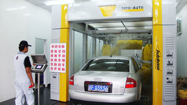 চীন Professional TEPO-AUTO-TP-901 automated car wash systems wash under 2.1 meters সরবরাহকারী
