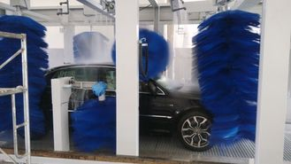 চীন Tepo - Auto Express Car Wash Tunnel Represents The Most Specialized Products সরবরাহকারী