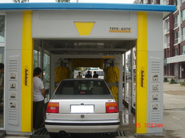 চীন Autobase Advanced Automatic Car Wash System Maintenance Costs More Affordable সরবরাহকারী