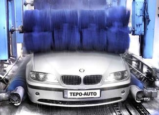 চীন TP -901 Carwash Machine Professional Car Wash Equipment Warranty One Year সরবরাহকারী