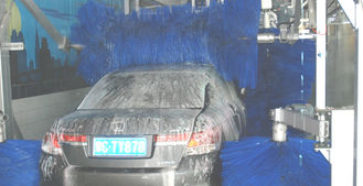 চীন AUTOBASE automated car wash tunnel systems innovative mode easier to use সরবরাহকারী
