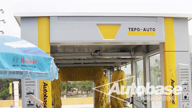 চীন Car cleaning machine tepo-auto tunnel, industrial car wash equipment সরবরাহকারী