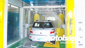 চীন Tunnel car wash systems & machine সরবরাহকারী