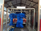 চীন Car Auto Wash Equipment AUTOBASE - 120 , tunnel wash systems fully automatic কারখানা
