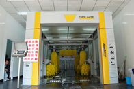 Fully Automated Car Wash Tunnel Systems Wash Speed 60-80 Cars / Hour