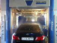 চীন Automatic Car Wash Tunnel Systems TEPO-AUTO-TP-1201-1 quick cleaning speed কোম্পানির