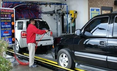 চীন AUTOBASE - AB -120 Auto Wash Equipment / professional industrial car wash equipment কারখানা