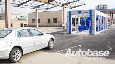 চীন Automatic Tunnel car wash machine কারখানা